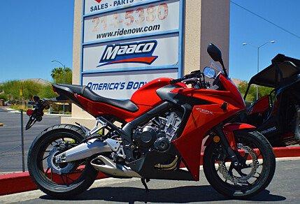 2015 Honda CBR650F for sale 200591318