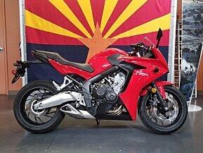 2015 Honda CBR650F for sale 200620485