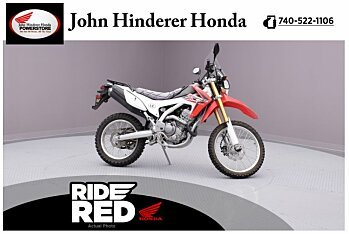 2015 Honda CRF250L for sale 200466124