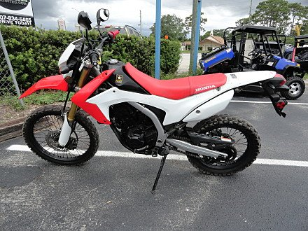 2015 Honda CRF250L for sale 200463927