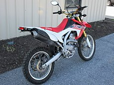 2015 Honda CRF250L for sale 200573077