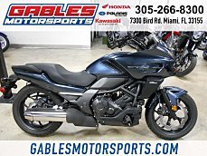 2015 Honda CTX700 for sale 200347997