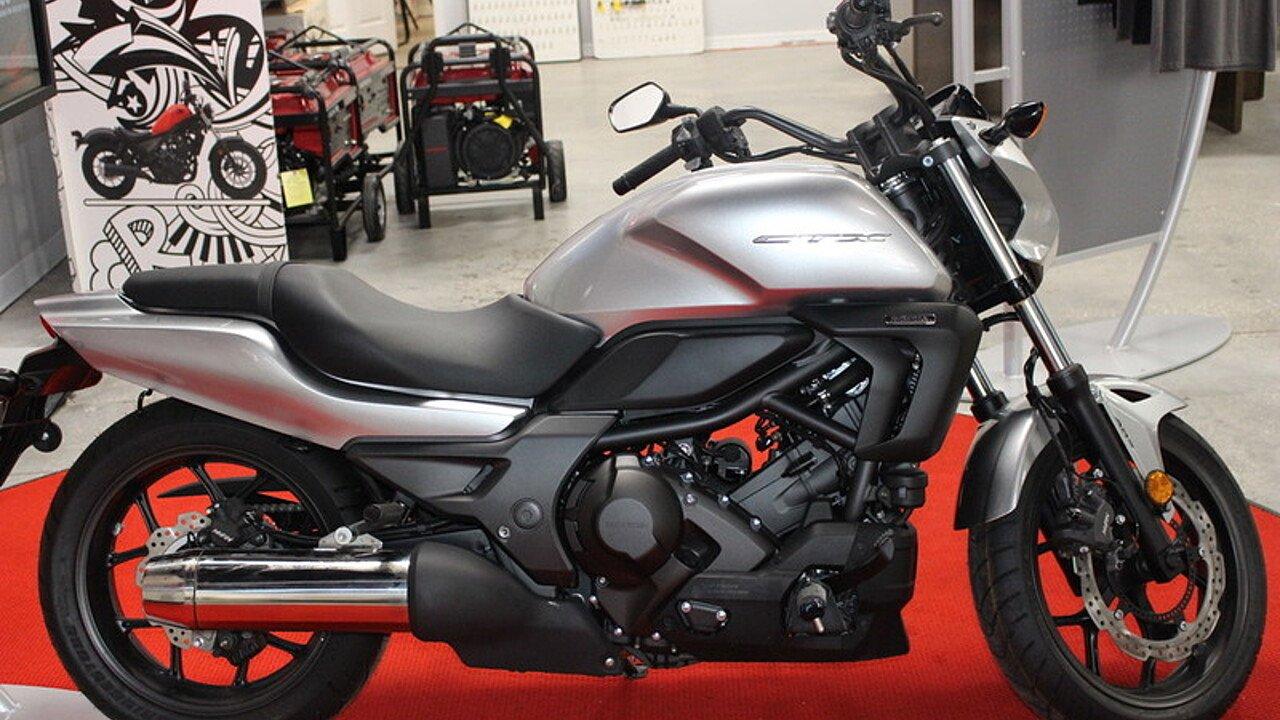 2015 Honda CTX700N for sale 200340261