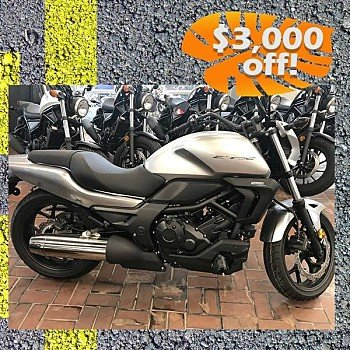 2015 Honda CTX700N for sale 200528642