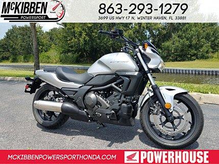 2015 Honda CTX700N for sale 200593607