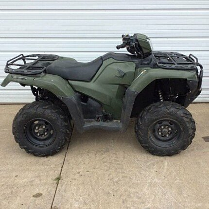 2015 Honda FourTrax Foreman Rubicon for sale 200455305