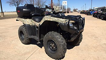 2015 Honda FourTrax Foreman for sale 200530011