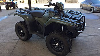 2015 Honda FourTrax Foreman for sale 200542308