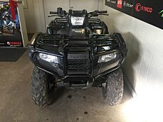 2015 Honda FourTrax Foreman for sale 200509373