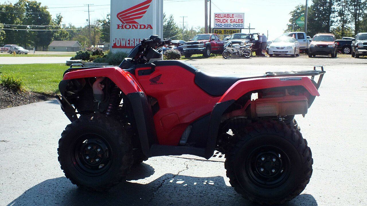 2015 Honda FourTrax Rancher for sale 200387333
