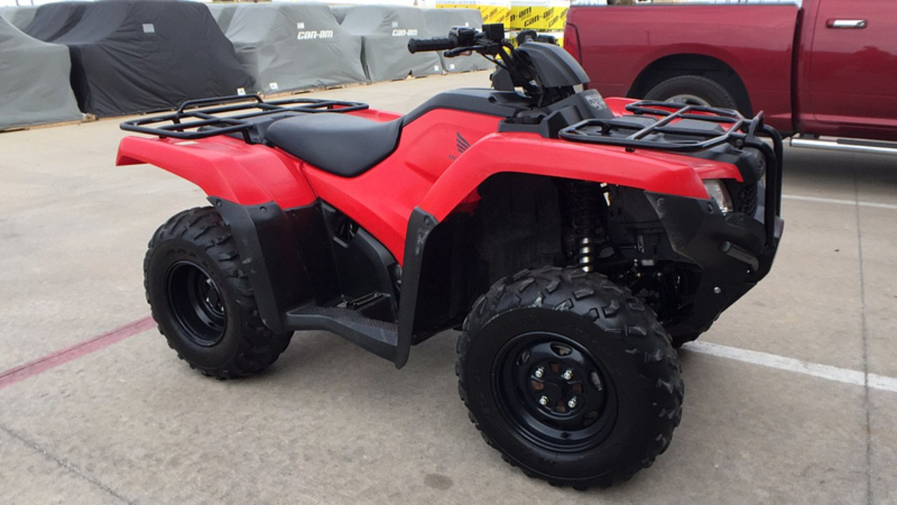 2015 Honda FourTrax Rancher for sale 200549354
