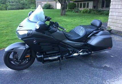2015 Honda Gold Wing for sale 200626104
