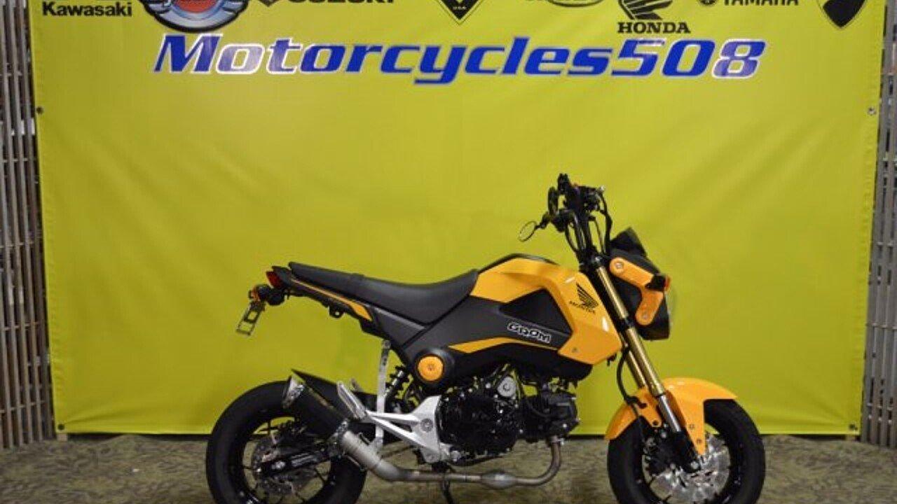 2015 Honda Grom for sale 200464162