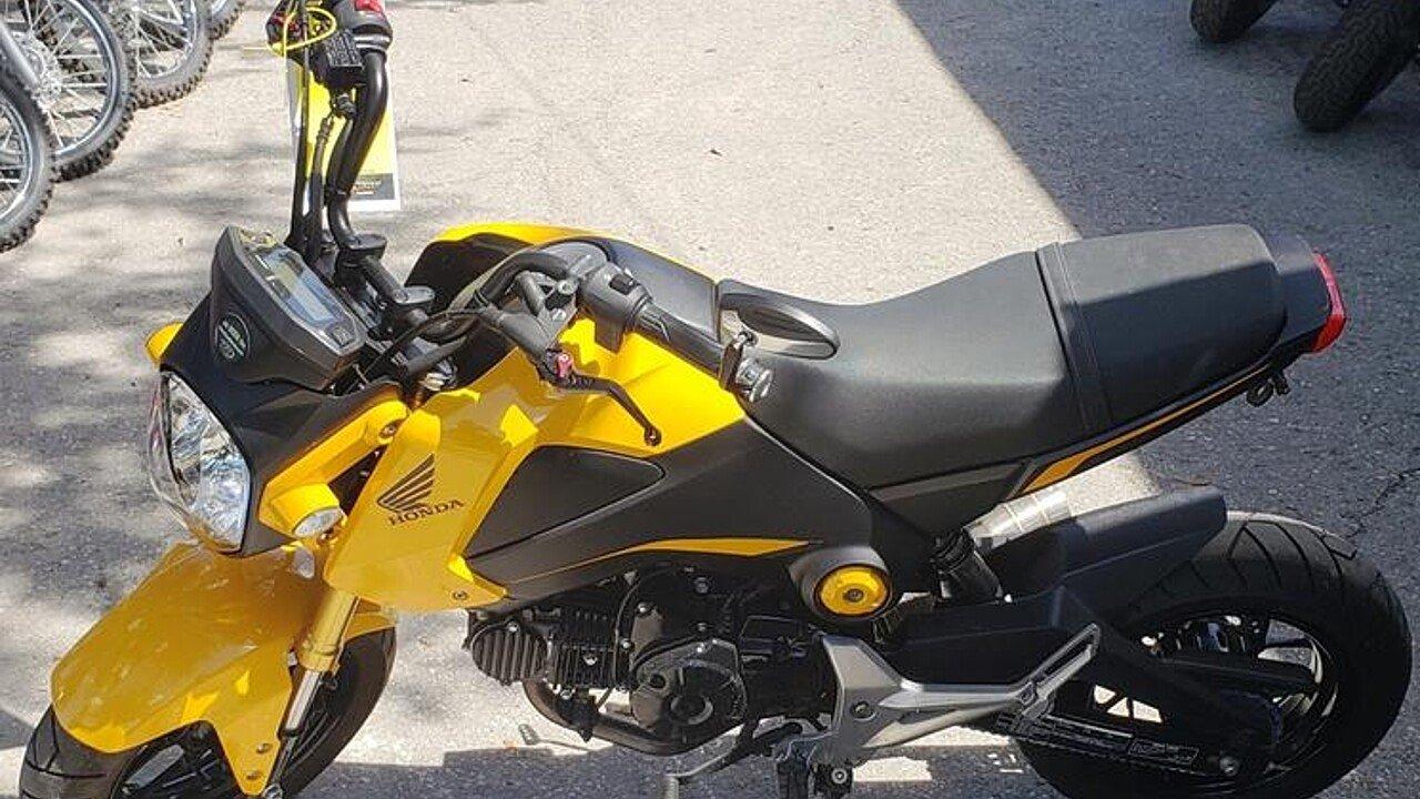 2015 Honda Grom for sale 200628389