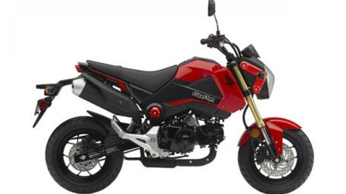 2015 Honda Grom for sale 200628789