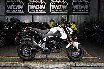 2015 Honda Grom for sale 200560459