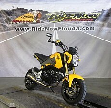 2015 Honda Grom for sale 200602662