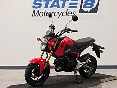 2015 Honda Grom for sale 200607685