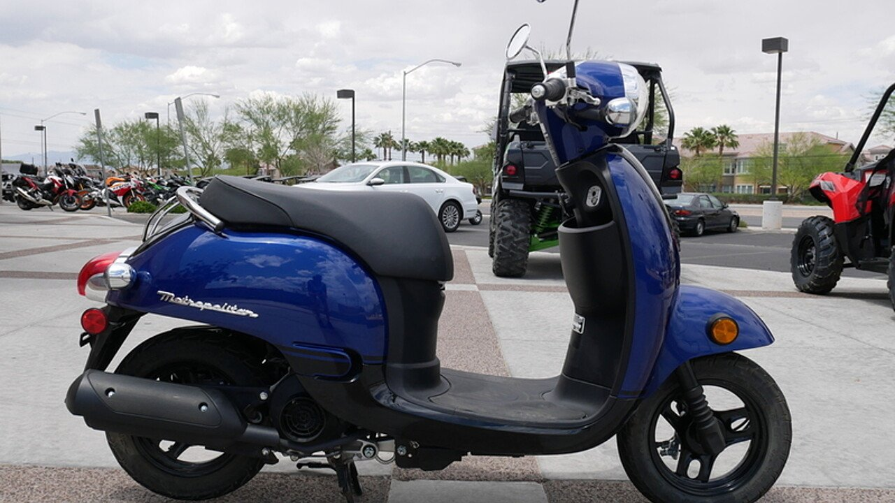 2015 Honda Metropolitan for sale 200581076