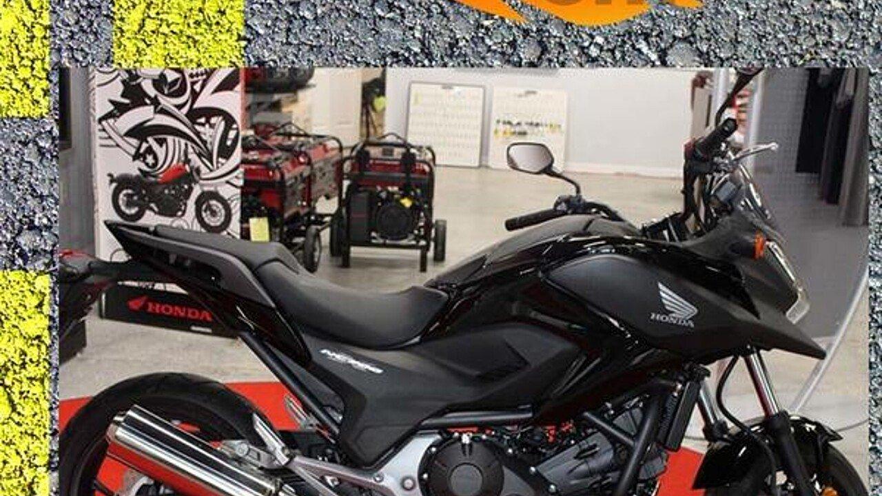 2015 Honda NC700X for sale 200340346