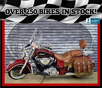 2015 Indian Chief for sale 200449576