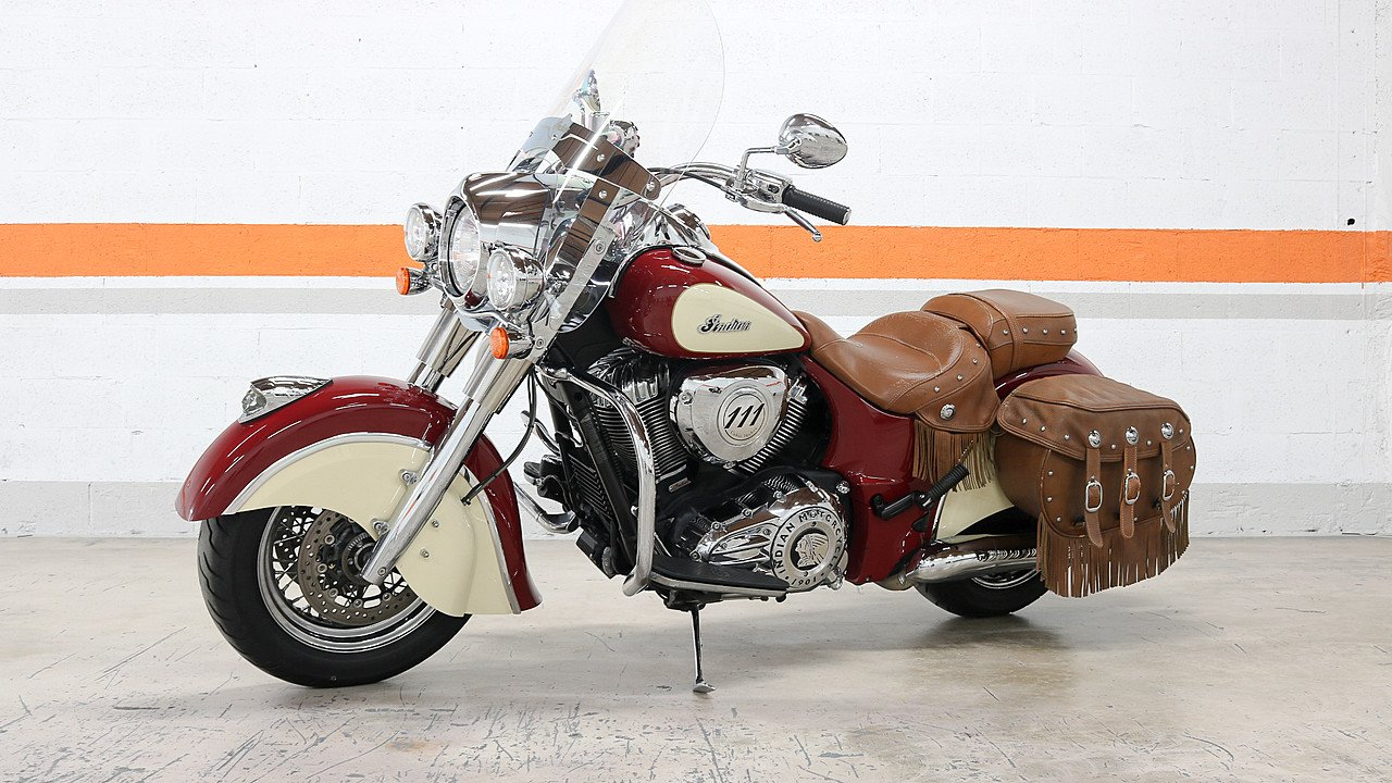 2015 Indian Chief for sale 200515477