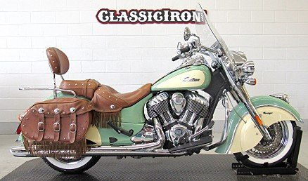 2015 Indian Chief for sale 200592813