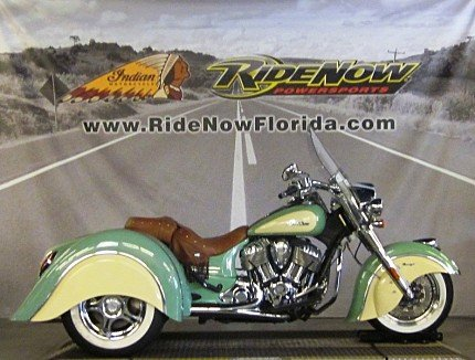 2015 Indian Chief for sale 200621251
