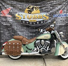 2015 Indian Chief for sale 200645509