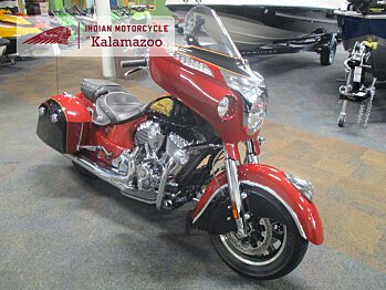 2015 Indian Chieftain for sale 200511456