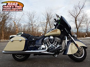 2015 Indian Chieftain for sale 200540252