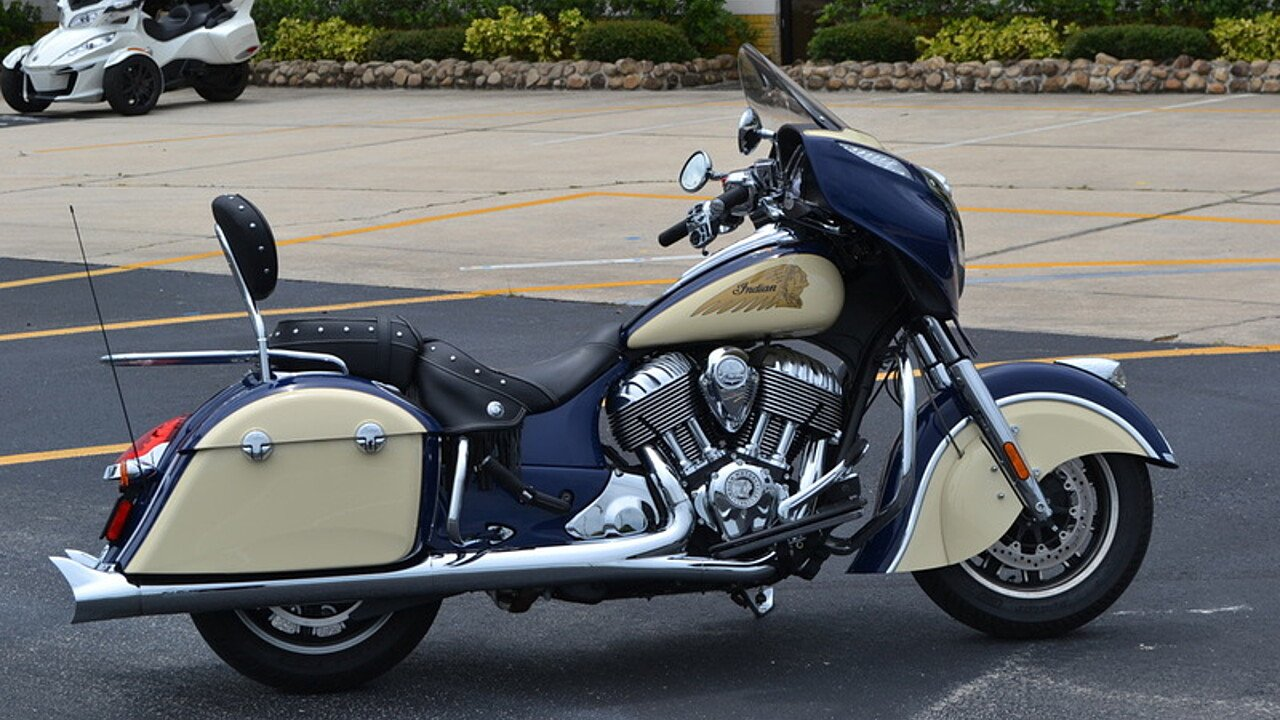 2015 Indian Chieftain for sale 200581657