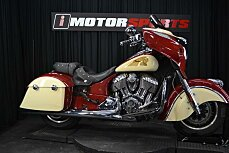 2015 Indian Chieftain for sale 200630050
