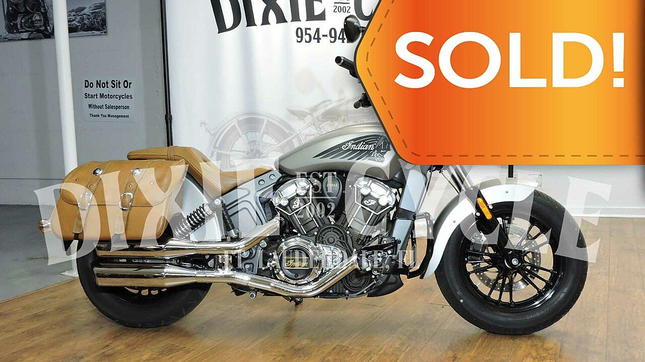 2015 Indian Scout for sale 200563585