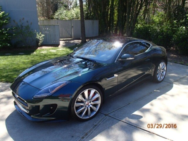 Awesome 2015 Jaguar F TYPE R Coupe For Sale 100756244