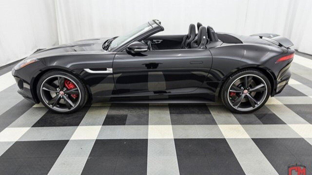 Jaguar FTYPE V S Convertible For Sale Near Hickory North - 2015 jaguar f type v8 s