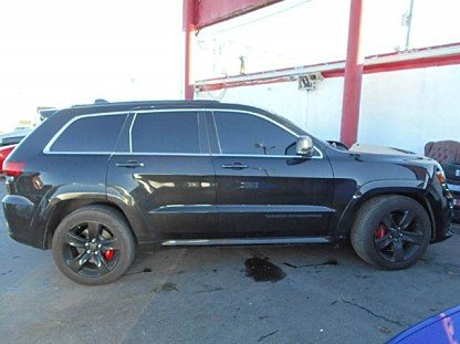 2015 Jeep Grand Cherokee 4WD SRT8 for sale 100840326