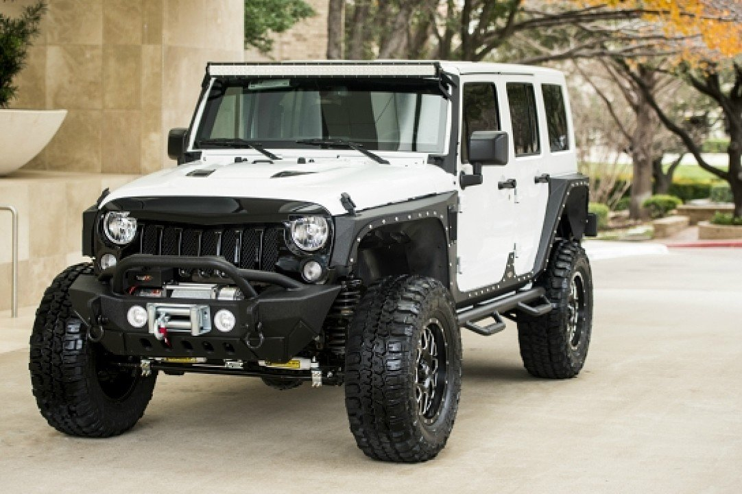 2015 Jeep Wrangler 4WD Unlimited Sport for sale 100742585