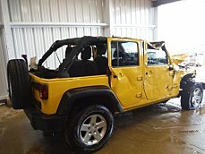 2015 Jeep Wrangler 4WD Unlimited Sport for sale 100856591