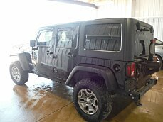 2015 Jeep Wrangler 4WD Unlimited Rubicon for sale 100856593