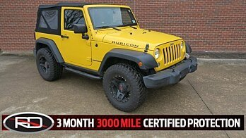 2015 Jeep Wrangler 4WD Rubicon for sale 100852308