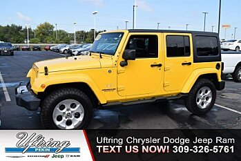 2015 Jeep Wrangler 4WD Unlimited Sahara for sale 100903733