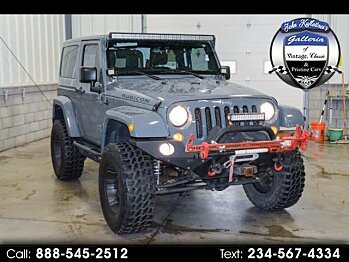 2015 Jeep Wrangler 4WD Rubicon for sale 100925644