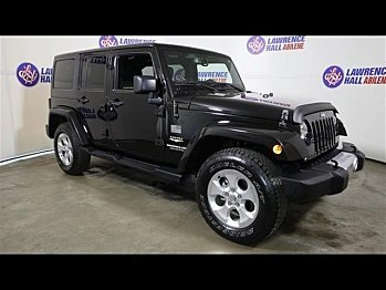 2015 Jeep Wrangler 4WD Unlimited Sahara for sale 100947558