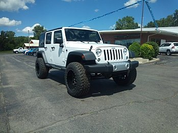 2015 Jeep Wrangler 4WD Unlimited Sahara for sale 101000482