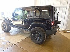 2015 Jeep Wrangler 4WD Unlimited Rubicon for sale 100872080