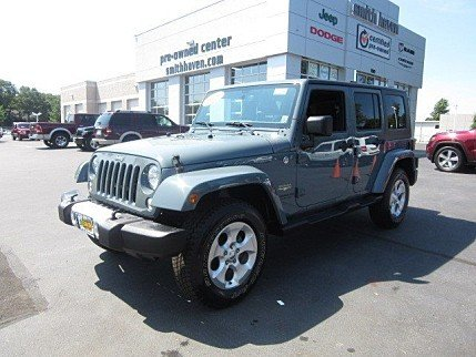 2015 Jeep Wrangler 4WD Unlimited Sahara for sale 100896416