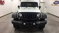2015 Jeep Wrangler 4WD Unlimited Sport for sale 100922363