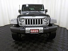 2015 Jeep Wrangler 4WD Sahara for sale 100925014
