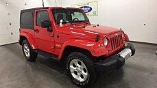 2015 Jeep Wrangler 4WD Sahara for sale 100925899